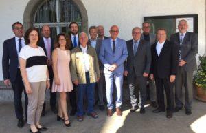 Margarete Heinrich ist die neue Vorsitzende des Aufsichtsrats der Regio Augsburg Tourismus