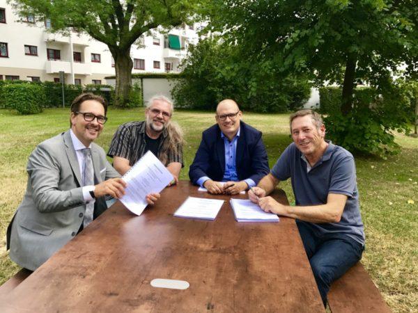 Augsburg |Kulturpark West zieht bis 2019 um – Pachtvertrag ist unterschrieben