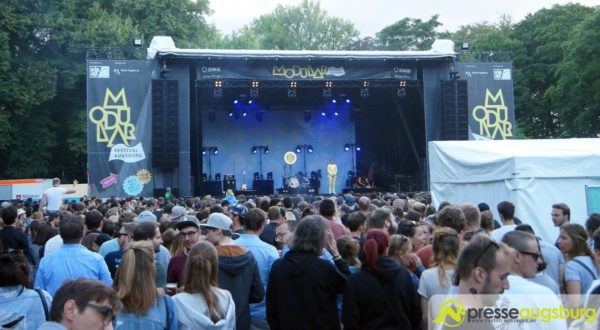 Modular-Festival | Stadt Augsburg zieht ein positives Fazit