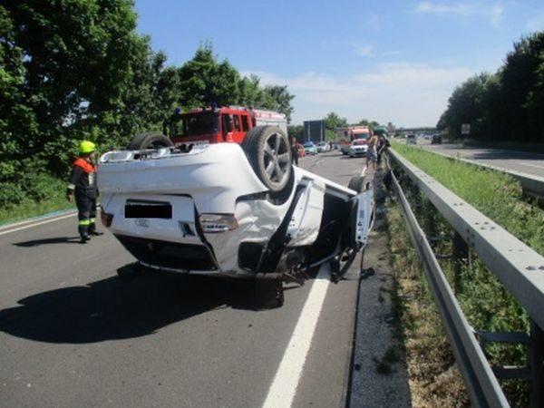Donau-Ries | Vier Verletzte bei schwerem Verkehrsunfall auf der Bundesstraße 2