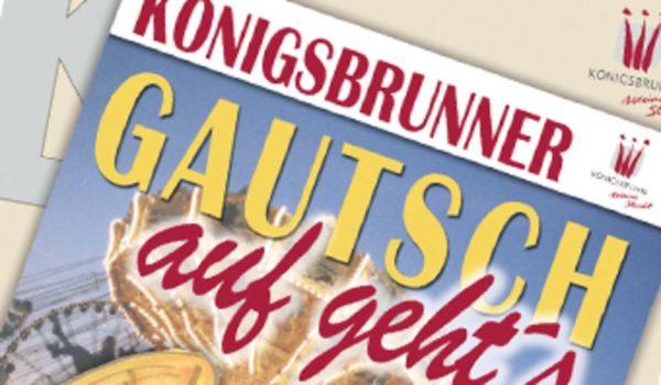 Königsbrunn | Gautschbeginn ruft auch die Polizei auf den Plan