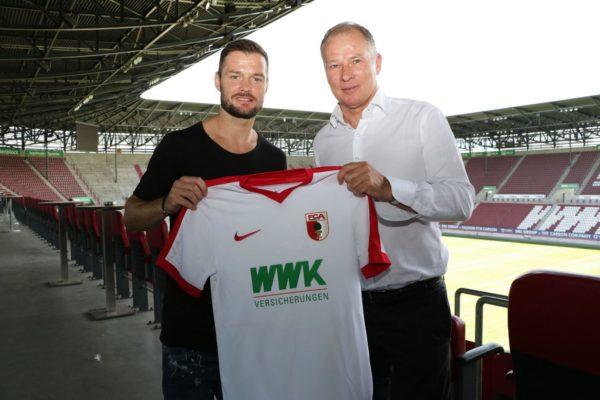 Offiziell: FC Augsburg holt Marcel Heller aus Darmstadt