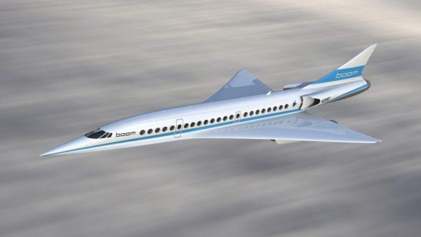 Mit 2.700 km/h über den Wolken: Schon 2018 soll der Concorde-Nachfolger abheben - und so spektakulär sieht er aus