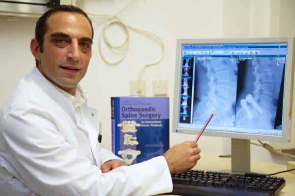 Interview |Rückenschmerzen - wer muss wann tatsächlich operiert werden?