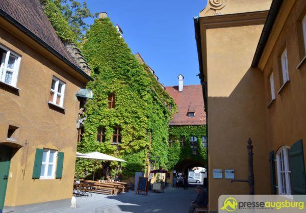 Studie belegt: Augsburg zählt zu den stärksten Marken im deutschen Städtetourismus