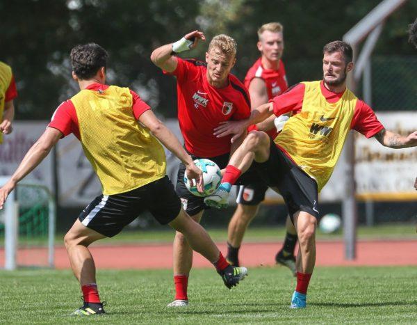 Toller Service des FC Augsburg - Testspiel gegen Kaiserslautern wird live übertragen