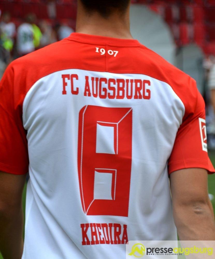 DSC_4191 Nach dem Test ist vor dem Test | FC Augsburg spielt zweimal in Ulm Augsburg Stadt FC Augsburg News Newsletter Sport FC Augsburg FCA SSV Jahn Regensburg SSV Ulm1846 |Presse Augsburg