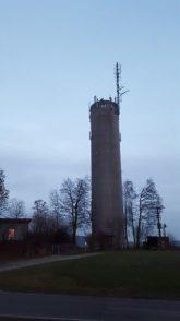 Wulfertshausen /Haberskirch | Kupferdach von Trinkwasserhochbehälter gestohlen - 6.000 Euro Schaden