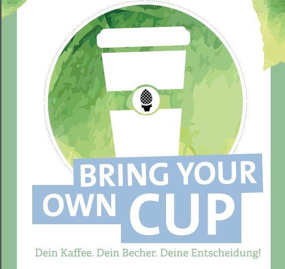 kaffee 27.000 Coffee-to-Go-Becher landen in Augsburg täglich im Müll Augsburg Stadt Augsburg-Stadt News Newsletter Wirtschaft Augsburg Bring your own Cup Coffee-to-Go |Presse Augsburg