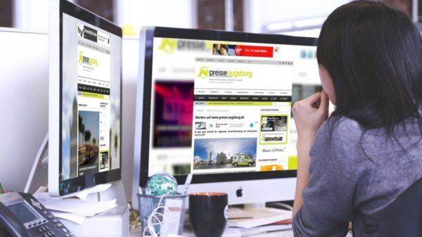 Presse Augsburg sucht ab sofort Media-Berater (m/w) als freie Mitarbeiter auf Provisionsbasis