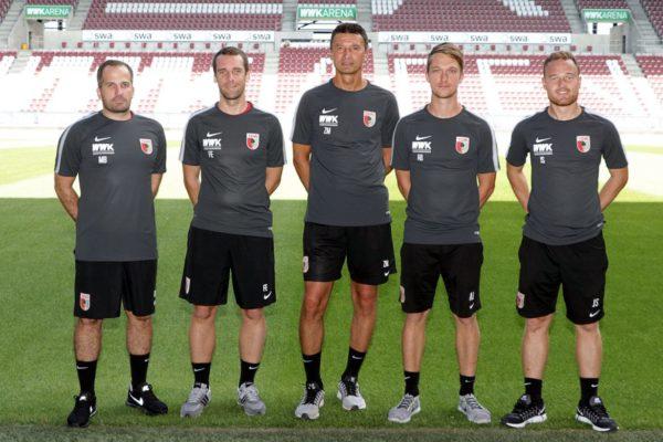 FC Augsburg stellt sich im Trainerteam neu auf