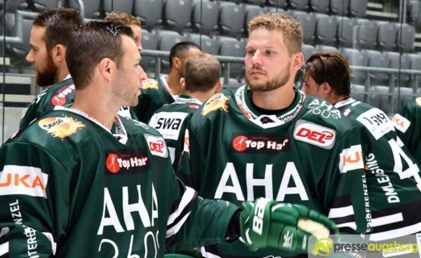 Augsburger Panther   Zweites Finale, zweite Niederlage - AEV unterliegt Ingolstadt