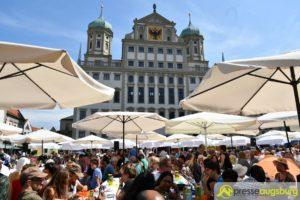 Augsburg   Hohes Friedensfest in das Verzeichnis Immateriellen Kulturerbes der UNESCO aufgenommen