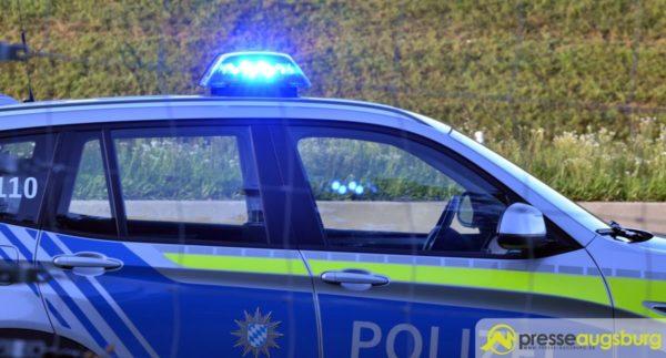 Kreis Dillingen | Mann verschanzt sich und bedroht Polizei mit einer Axt