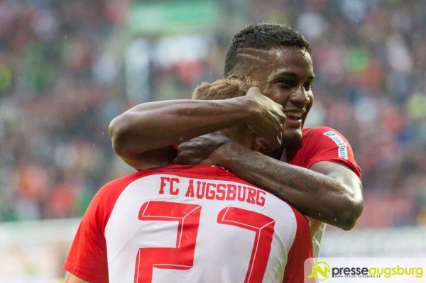 FC Augsburg |Freier Ticket-Vorverkauf für kommende Heimspiele startet