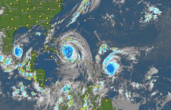 Hurrikane – Fluch der Karibik?