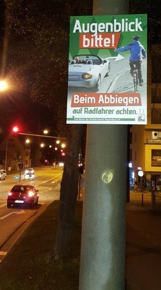 Fahrradunfälle in Augsburg   GRÜNE erneuern Forderung nach mehr Prävention und Verkehrssicherheit