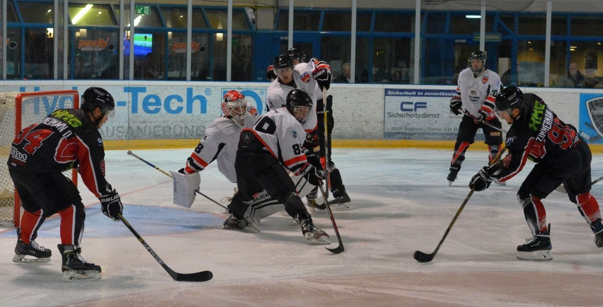Zimbos Die Overtime brachte die Entscheidung - EHC Königsbrunn verliert gegen Fürstenfeldbruck Landkreis Augsburg mehr Eishockey News Sport EHC Königsbrunn EV Fürstenfeldbruck |Presse Augsburg