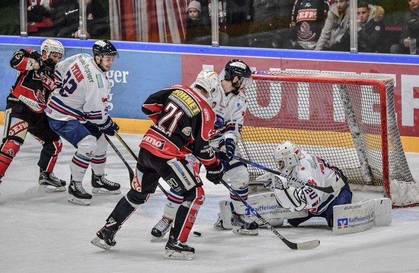 DSC_3275-35 Thriller am Hühnerberg | Memmingen Indians erkämpfen einen Punkt gegen Deggendorf mehr Eishockey Sport Unterallgäu Deggendorfer SC ECDC Memmingen Indians |Presse Augsburg