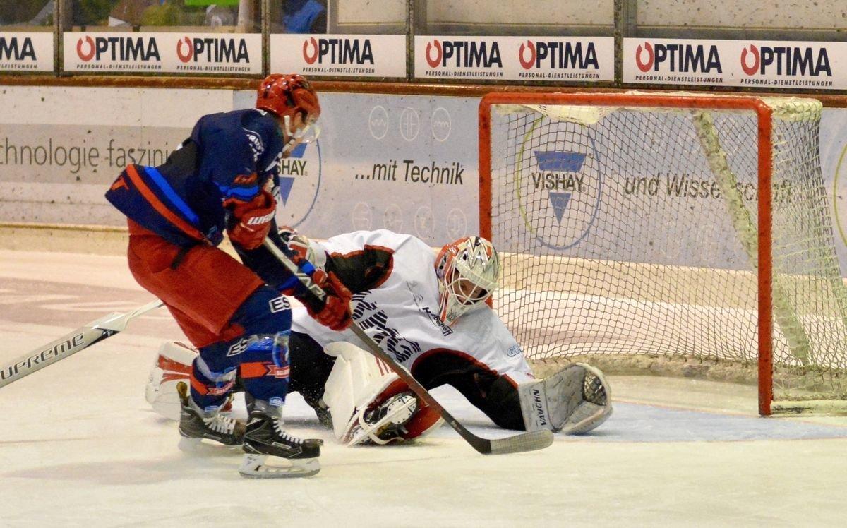 Kring Eishockey   Der Königsbrunner Rumpfkader siegt weiter - Klarer Sieg gegen Selb Landkreis Augsburg mehr Eishockey Sport EHC Königsbrunn VER Selber Wölfe  Presse Augsburg