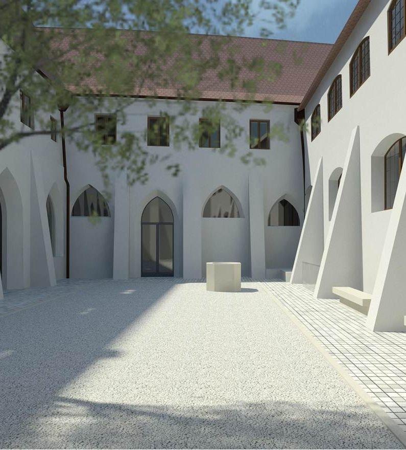 augsburg st anna h fe sanierung startet im november presse augsburg nachrichten f r. Black Bedroom Furniture Sets. Home Design Ideas