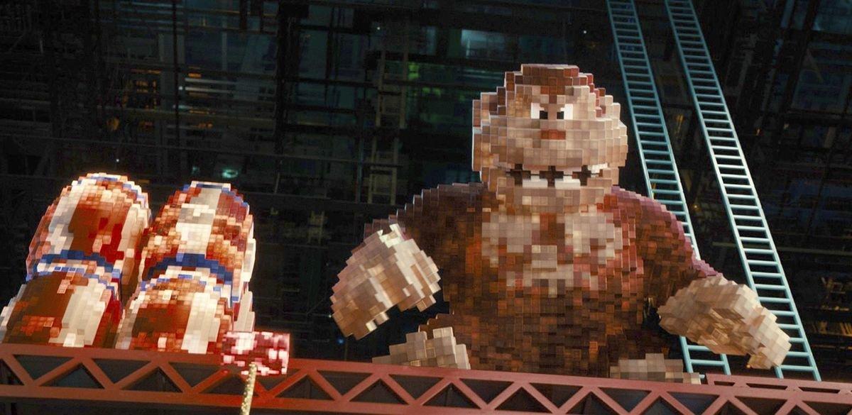 1316031 Free-TV-Premiere | Pixels - Eine coole Science-Fiction-Komödie Freizeit TV-Tipp Adam Sandler Kevin James pixels RTL |Presse Augsburg