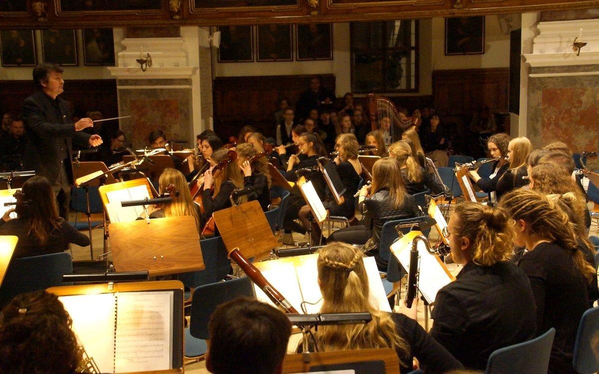 17-10-PM-Stetten-Freundschaftskonzert1 Europäische Kontakte werden gefördert - Orchester-Austausch zwischen Augsburg und Cuneo Augsburg Stadt News Cuneo Orchester Stetten-Institut |Presse Augsburg