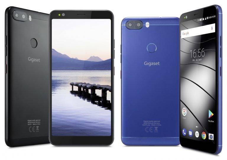 Gigaset_GS370_colors-768x543 Gigaset stellt neues Smartphone GS370 mit Dual-Kamera vor Freizeit News Technik & Gadgets Smartphone GS370  Presse Augsburg