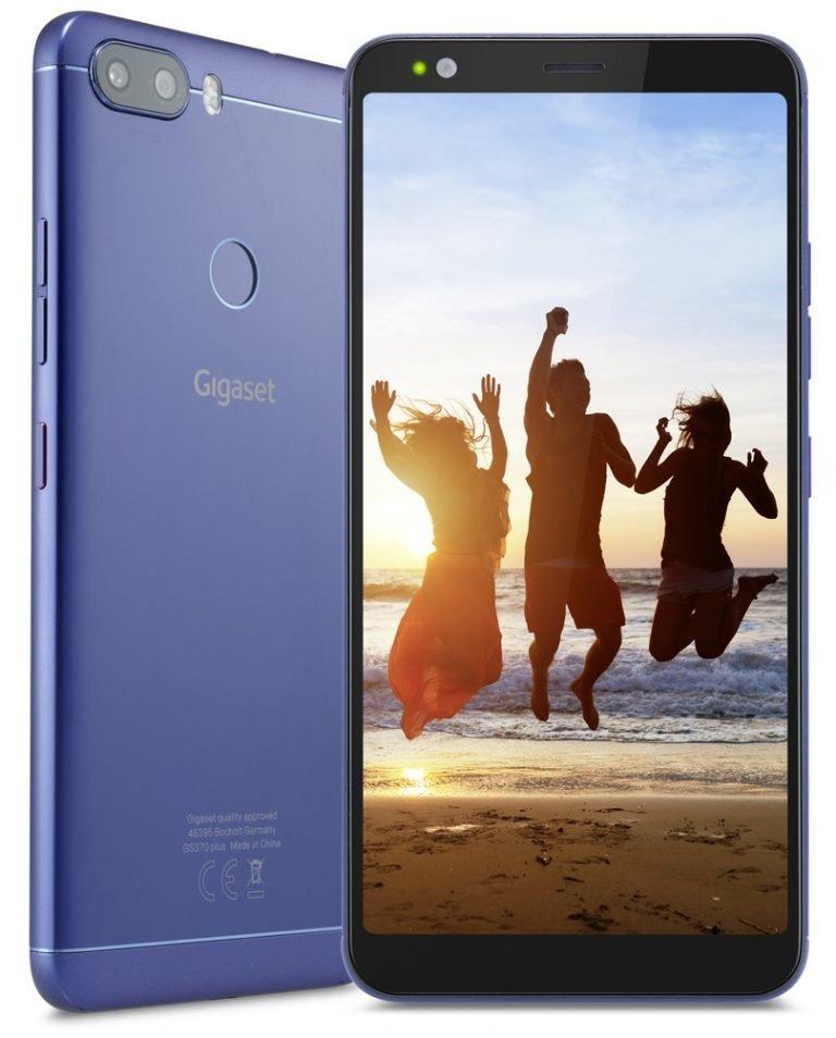 Gigaset_GS370_plus_brilliant_blue_stehend-768x954 Gigaset stellt neues Smartphone GS370 mit Dual-Kamera vor Freizeit News Technik & Gadgets Smartphone GS370  Presse Augsburg