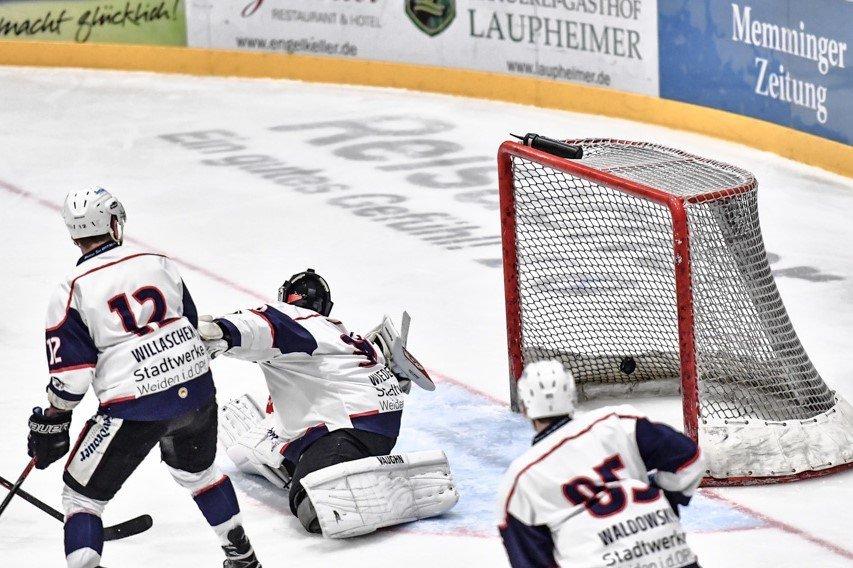 DSC_2330-8 Vergleich mit Tabellennachbarn - Memmingen Indians empfangen Weiden mehr Eishockey News Ostallgäu Sport ECDC Memmingen Indians EV Weiden Blue Devils |Presse Augsburg