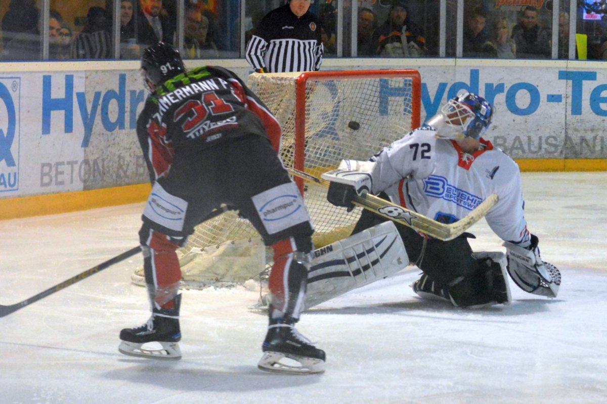 Zimbo Der Nächste, bitte | EHC Königsbrunn fertigt auch Selb ab Landkreis Augsburg mehr Eishockey News Sport EHC Königsbrunn VER Selber Wölfe |Presse Augsburg