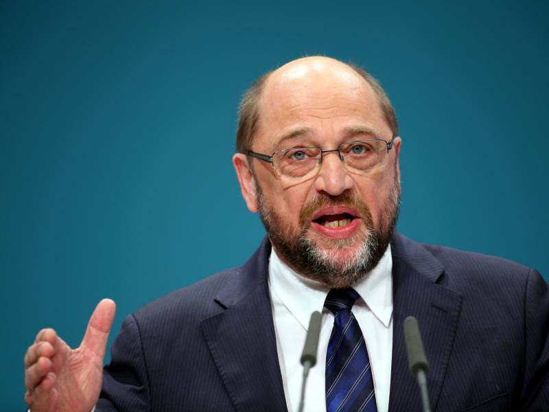 Martin Schulz, über dts Nachrichtenagentur