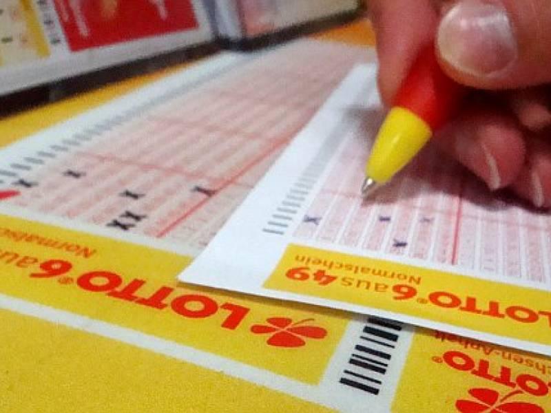 deutsche lotto 6 aus 49 mittwoch Mannheim