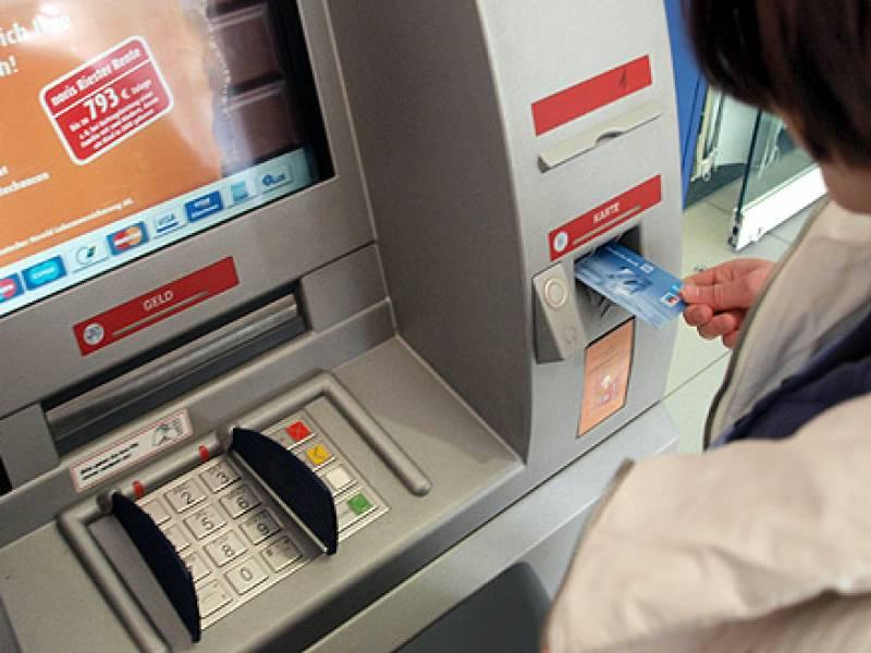 Zahl Erfolgreicher Angriffe Auf Geldautomaten Erreicht Rekordniveau