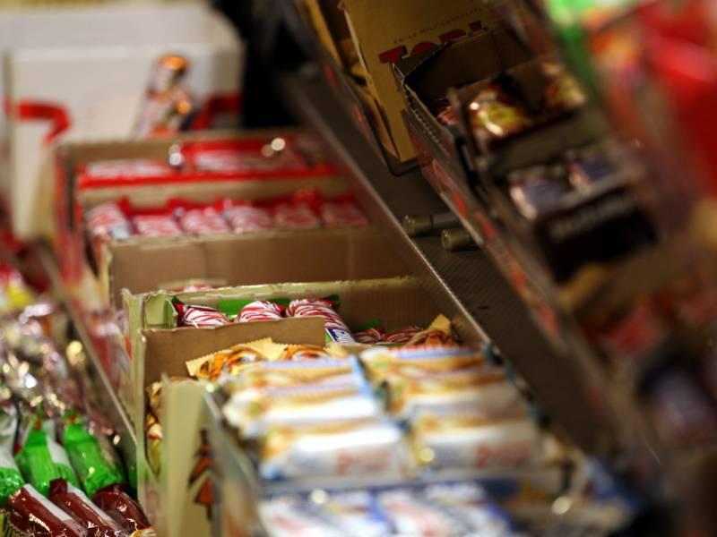 Süßigkeiten, über dts Nachrichtenagentur
