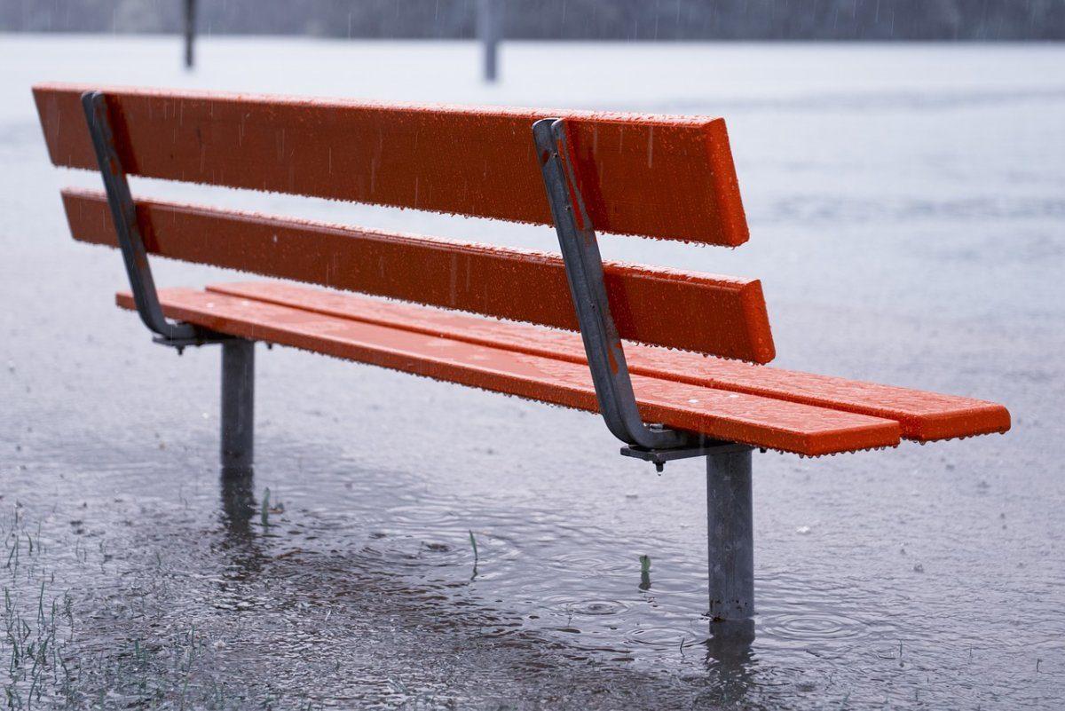Regen Hochwasser
