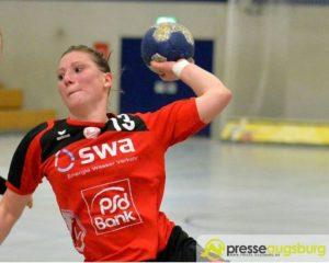 TSV Haunstetten Handball muss bei Spitzenreiter Freiburg Charakter beweisen