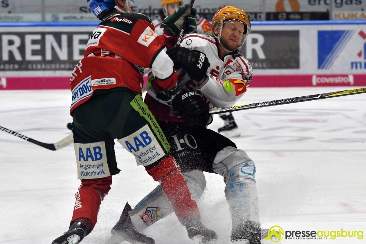 CWO_1034 Augsburger Panther verlieren umkämpftes Heimspiel gegen Bremerhaven Augsburg Stadt Augsburger Panther Bildergalerien News Sport |Presse Augsburg