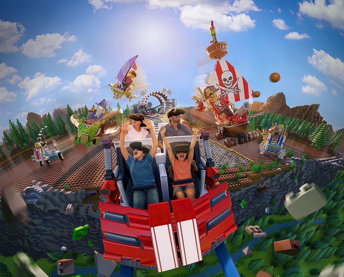 01b_LLD_VR Familien-Gewinnspiel | Das Legoland Deutschland startet mit mit vier spannenden Neuheiten in die Saison Bildergalerien Freizeit Gewinnspiele Günzburg News Newsletter Günzburg LEGO Legoland Deutschland Legoland Feriendorf |Presse Augsburg