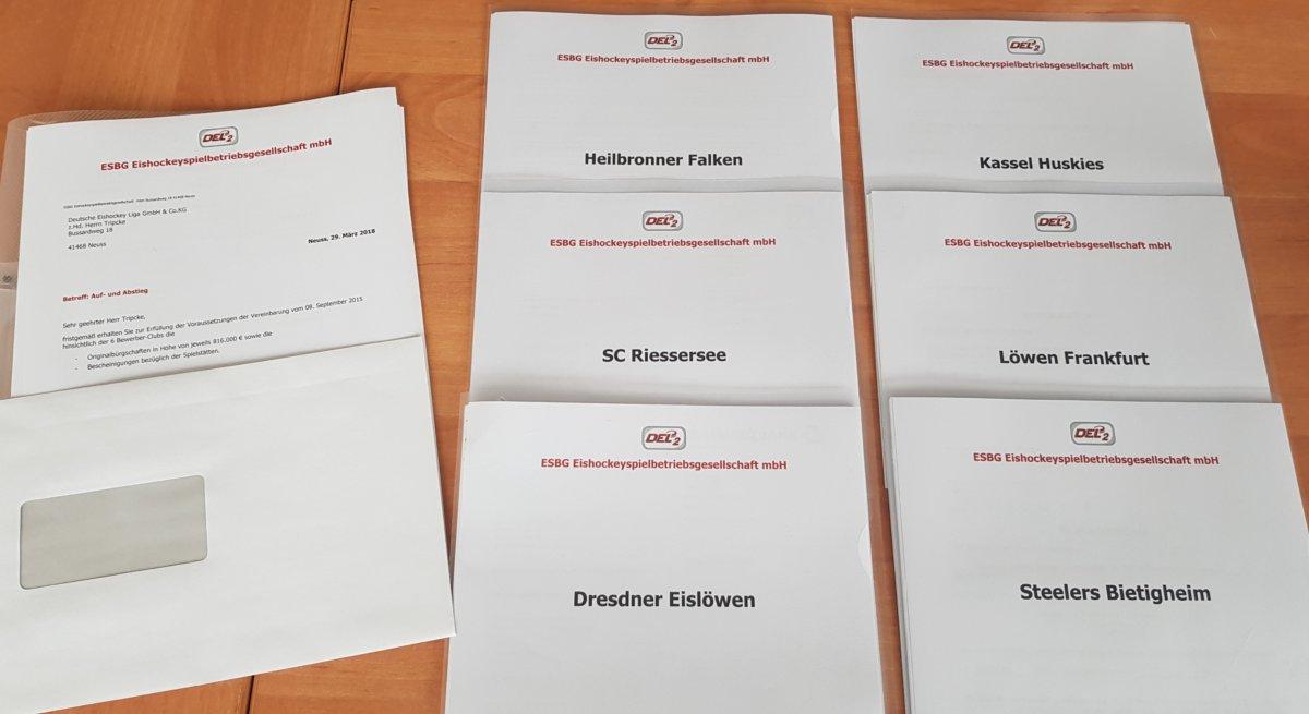 20180329_101641 Neuer Anlauf zur Wiedereinführung von Auf- und Abstieg in die Deutsche Eishockey Liga mehr Eishockey Sport Überregionale Schlagzeilen Bietigheim Steelers Dresdner Eislöwen Heilbronner Falken Kassel Huskies Löwen Frankfurt SC Riessersee |Presse Augsburg