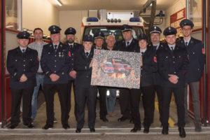 Vorstand ade – Neuwahl der Vorstandschaft bei der Freiwilligen Feuerwehr Hammel