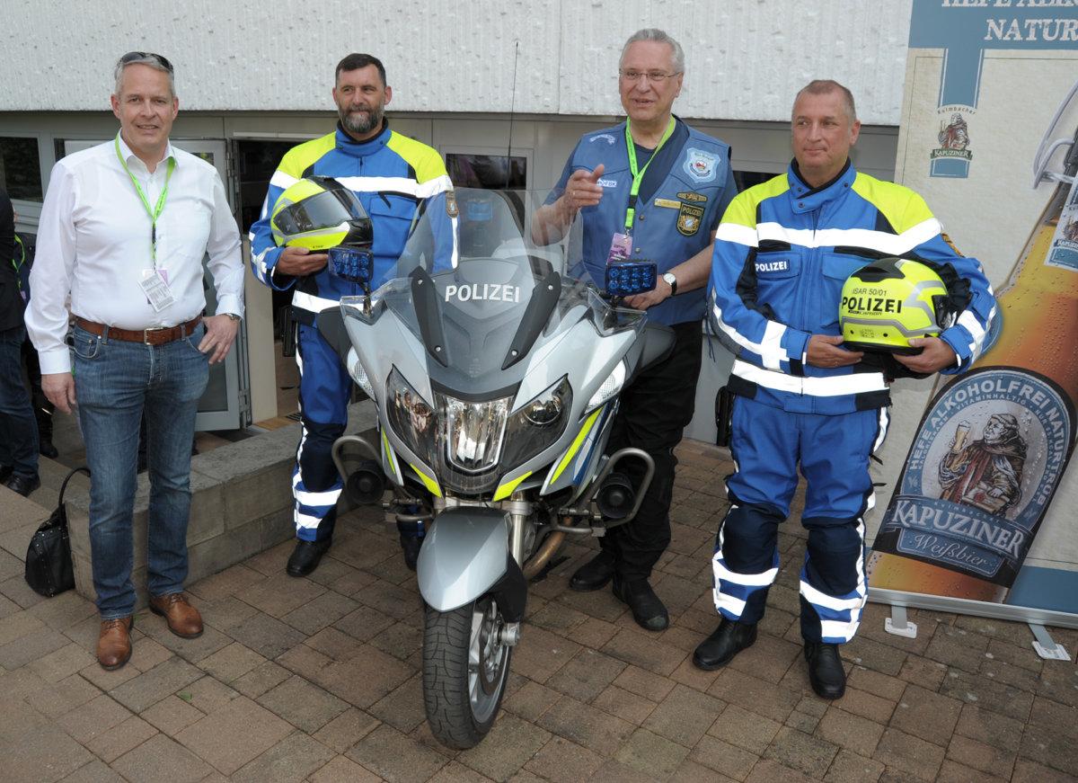 motorradkombi Motorradsternfahrt in Kulmbach bot Zweiradfans ein willkommenes Ausflugsziel Überregionale Schlagzeilen Vermischtes Kulmbach Motorradsternfahrt  Presse Augsburg