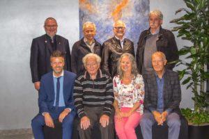 Förderverein der Wertachklinik Schwabmünchen bestätigt seinen Vorstand im Amt einstimmig