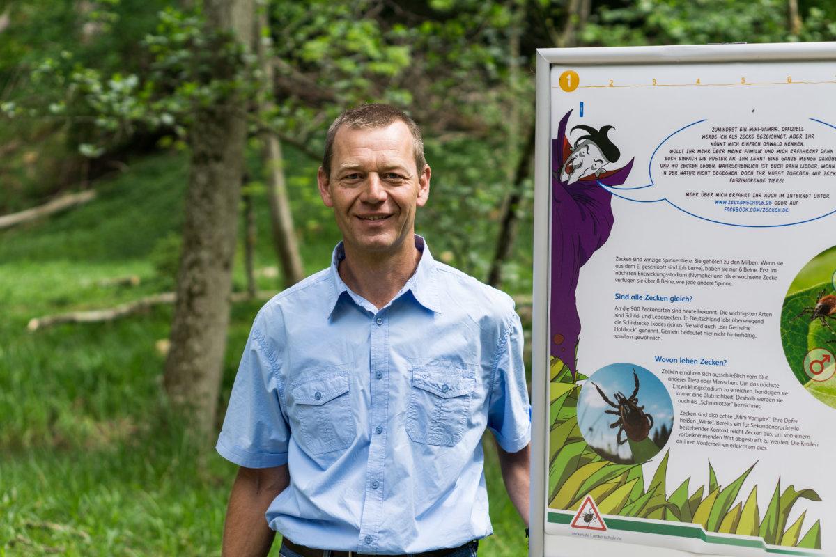 Zecken-Ausstellung-2 Landsberg | Zeckenausstellung im Lechpark Pössinger Au Landsberg am Lech News Landsberg am Lech Zecken |Presse Augsburg