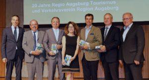 Vorstandswahlen des Verkehrsvereins Region Augsburg - Auch der FC Augsburg mischt jetzt mit