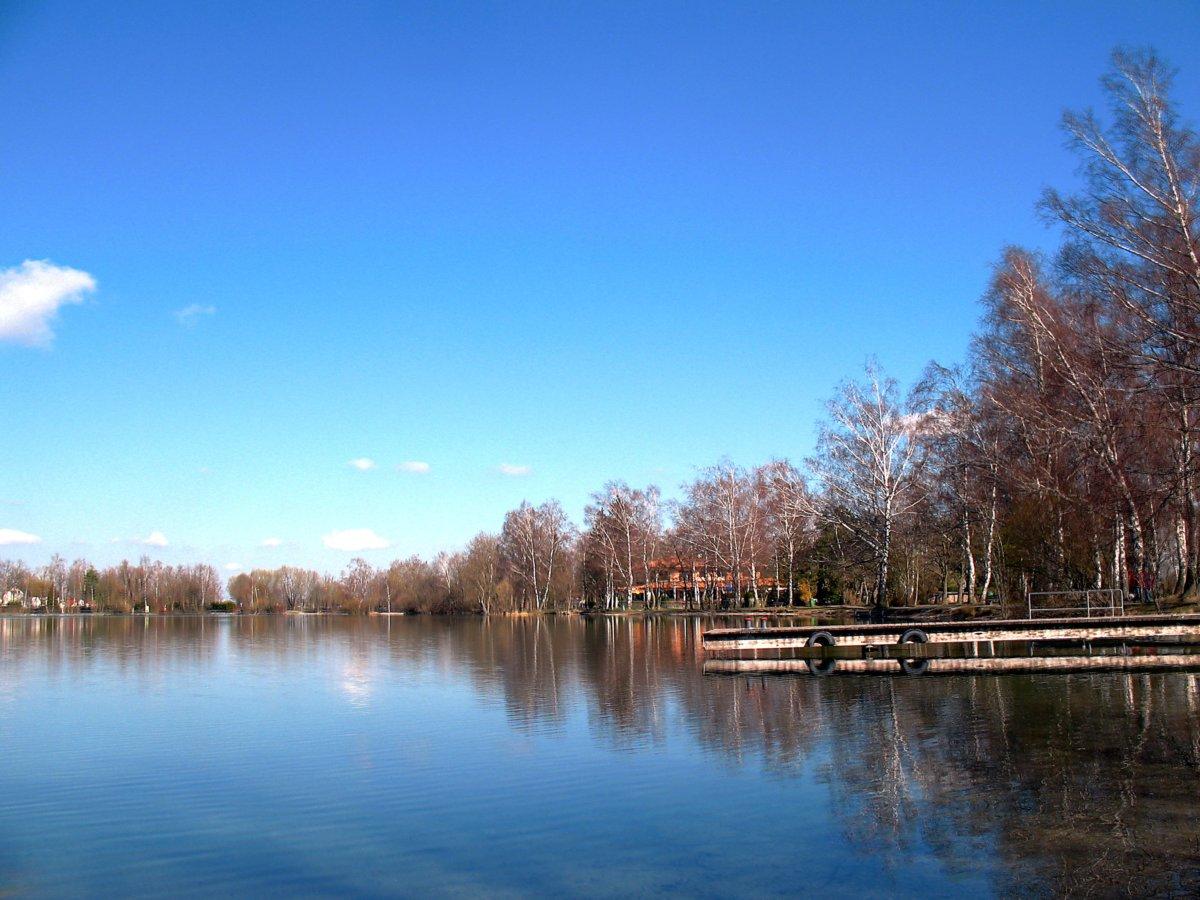 2880px-Olchinger_See_Wasserwachtsteg Tödlicher Badeunfall am Olchinger See |76-jähriger Mann ertrunken Bayern News Badeunfall Olchinger See |Presse Augsburg