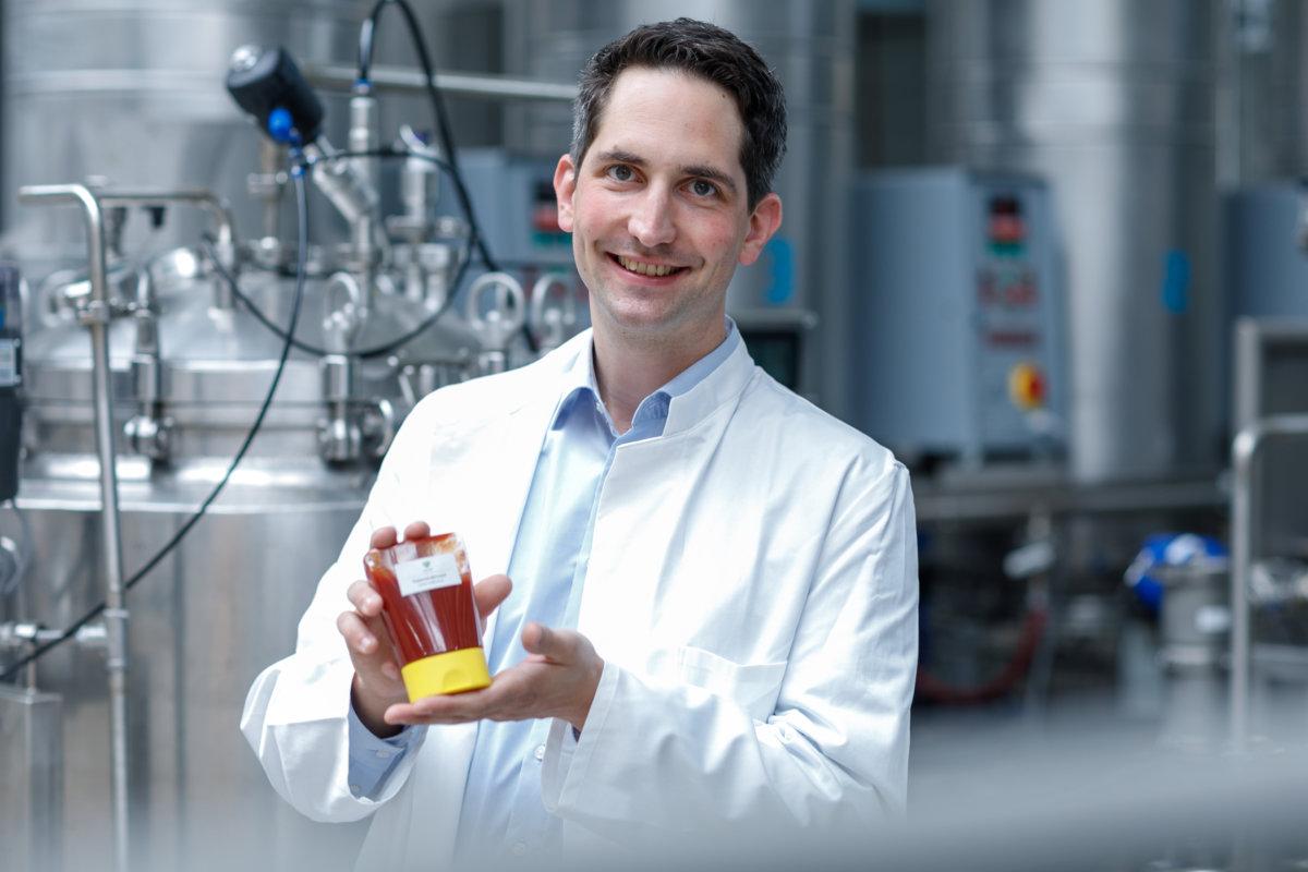 Allulose-Timo-Koch-I Echter Zucker ohne Kalorien: Ein Start-up aus NRW entwickelt ihn schon Freizeit Gesundheit Allulose Zucker ohne Kalorien:  Presse Augsburg
