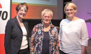 100 Jahre Frauenwahlrecht | AWO Schwaben würdigt das Jubiläum mit einer großen Gala im tim