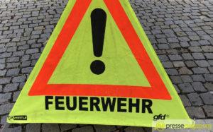 Horgau | Schon wieder kracht es an der Staatsstraßen-Kreuzung - Zwei Personen kommen ins Krankenhaus
