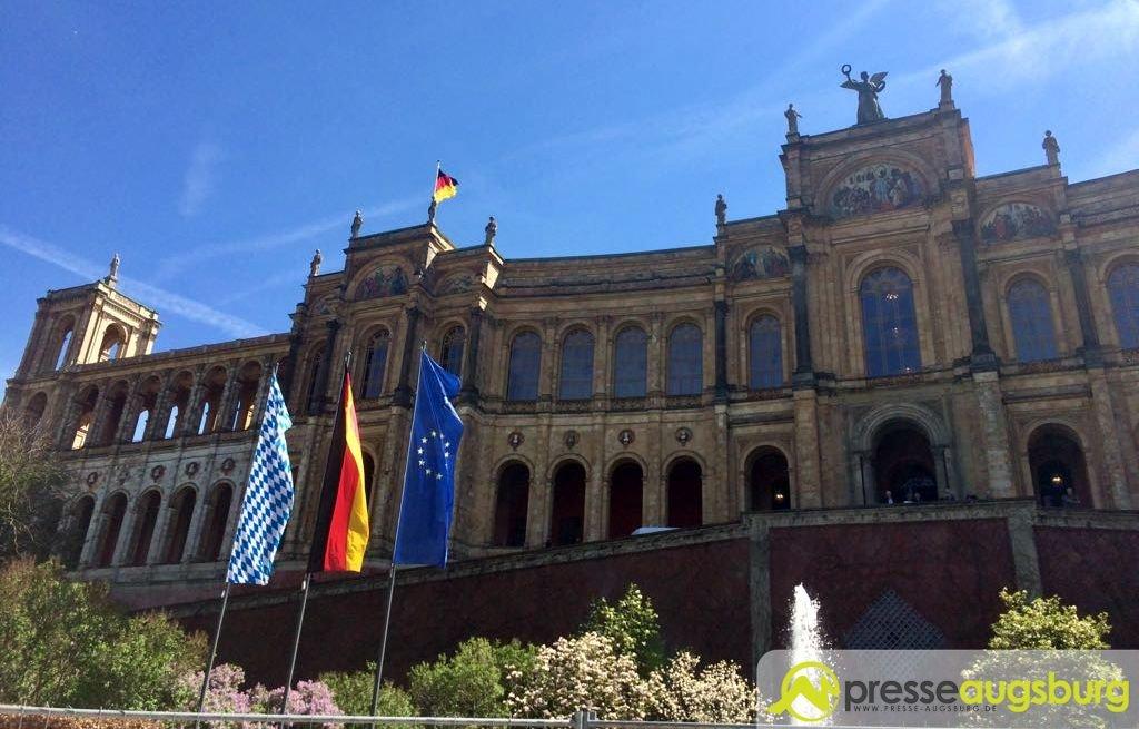 Maximilianeum München Bayerischer Landtag